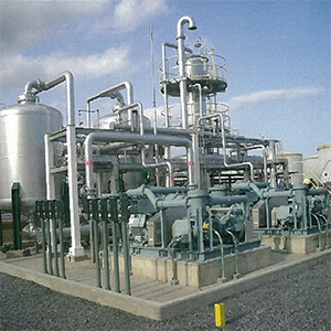 Air and water treatment