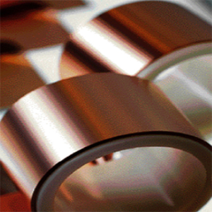 銅箔 , copper foil