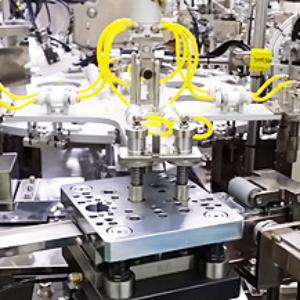 リチウムイオン電池高速生産設備